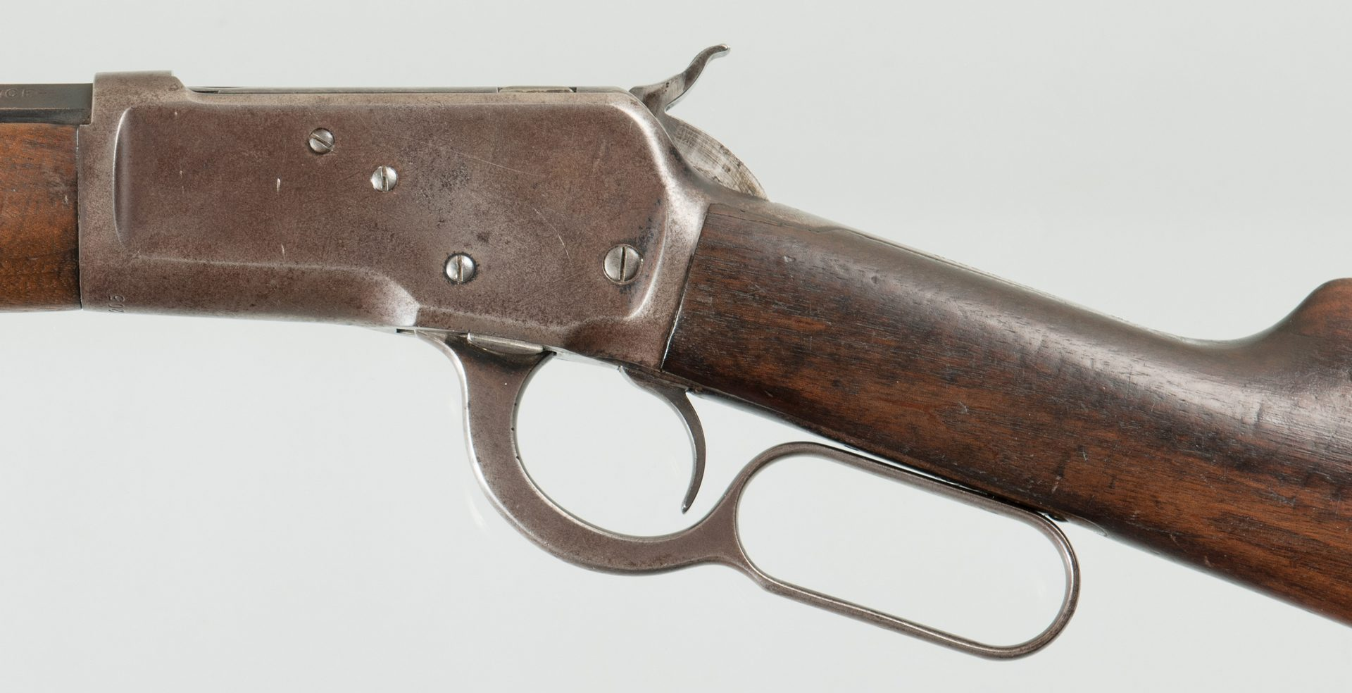 Lot 806: Winchester Model 92, 32-20 Win Lever Action Rifle