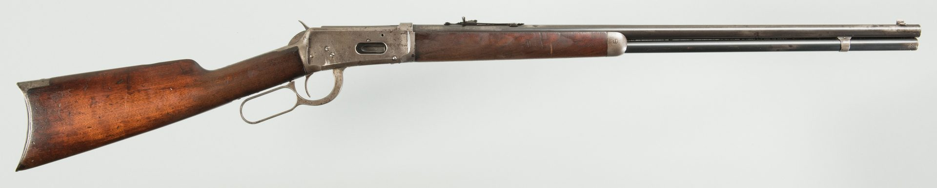 Lot 809: Winchester Model 1894 38-55 Win Lever Action Rifle