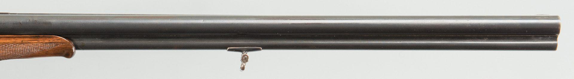 Lot 815: Krieghoff pre-War Drilling 16 over 9.72R.