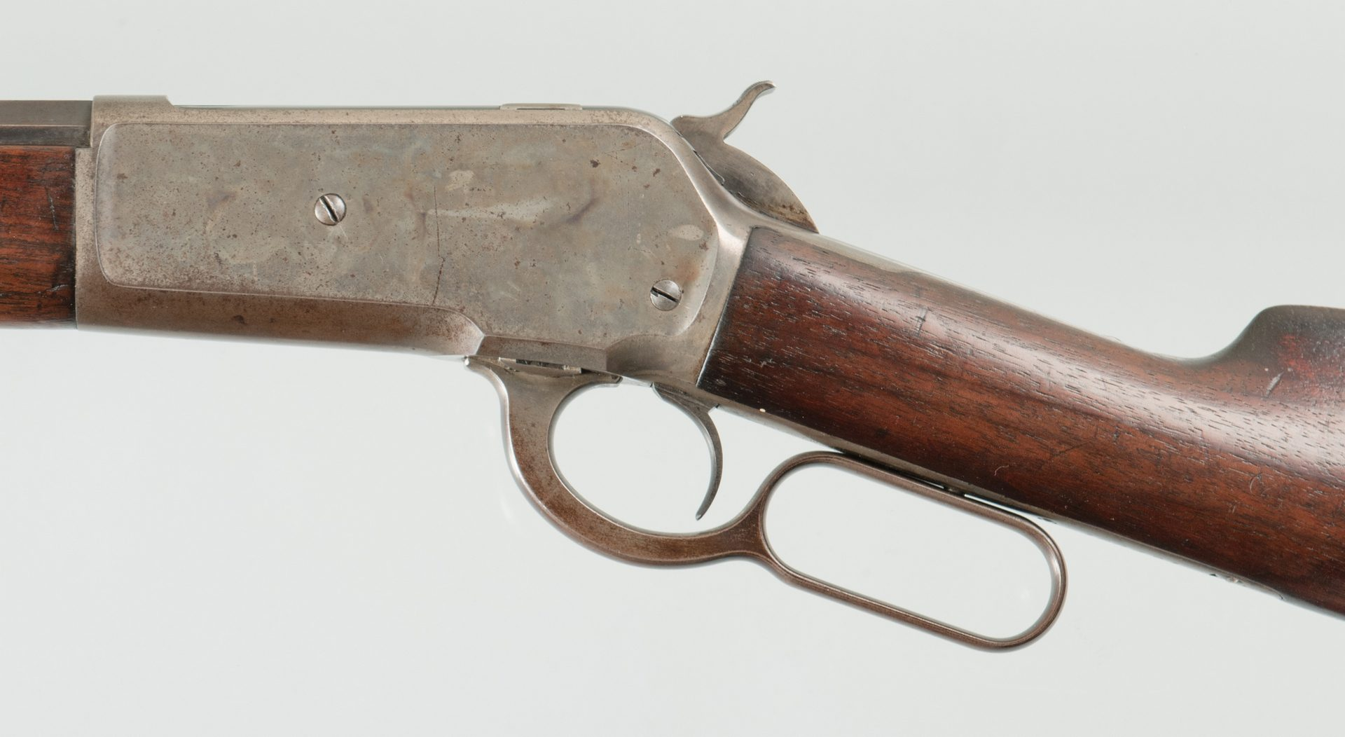 Lot 817: Winchester Model 1886, Lever Action Rifle, 40-82 W