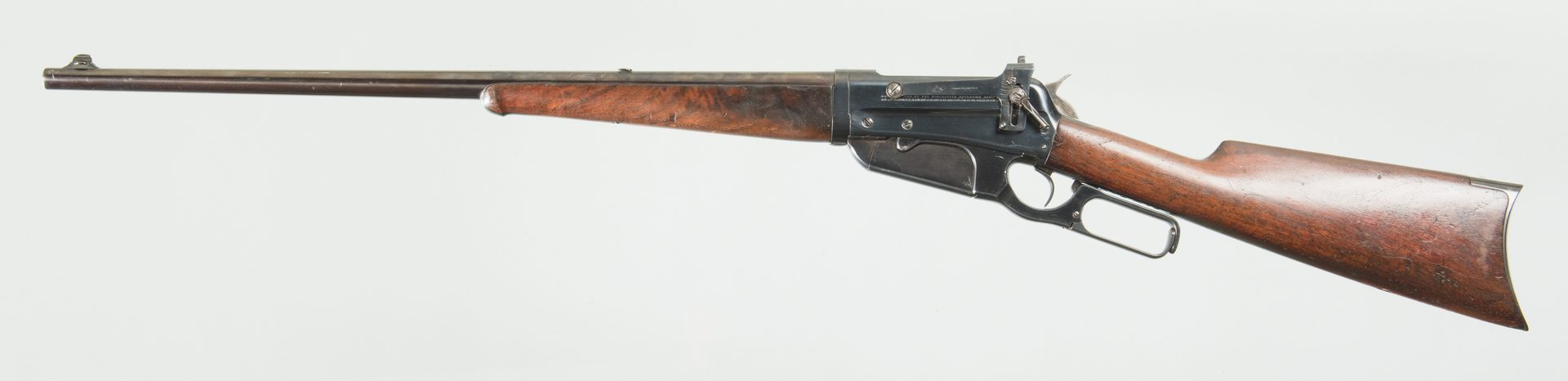 Lot 818: Winchester Model 1895, 44 Win. Lever Action Rifle