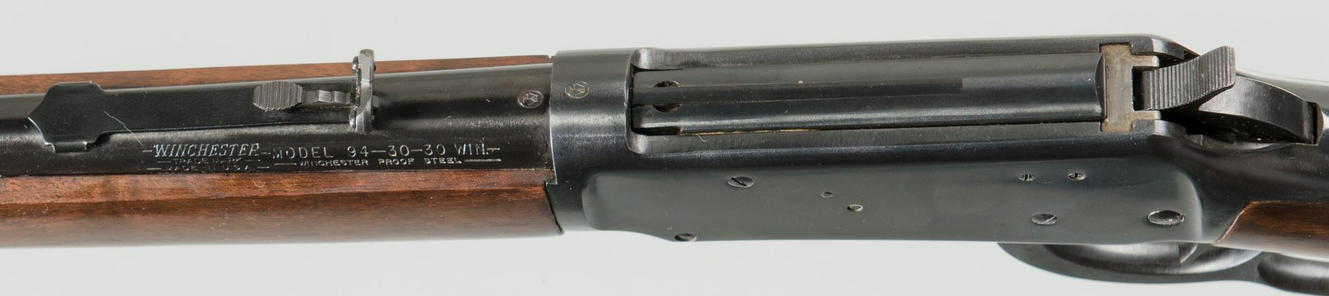 Lot 820: Winchester Model 94, 30-30 Win Lever Action Rifle