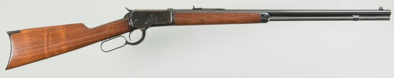 Lot 821: Winchester Model 1892, 32-20 Win Lever Action Rifle
