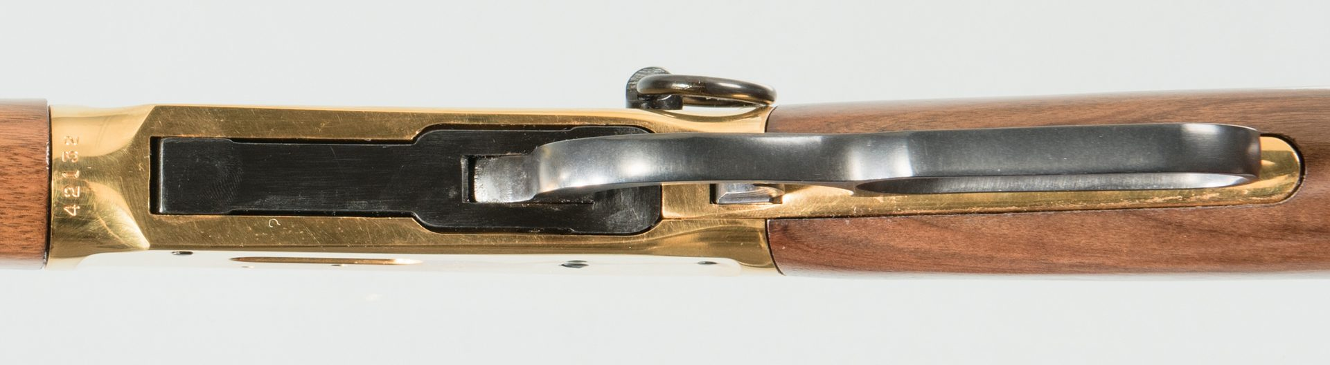 Lot 829: Winchester 94 Centennial Lever Action Rifle, 30-30