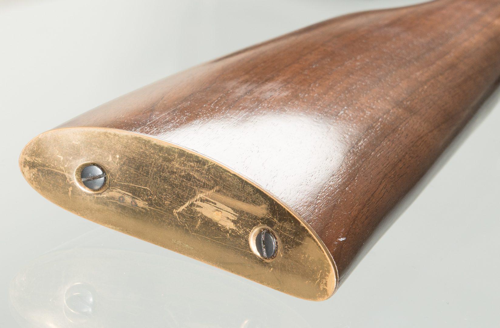 Lot 829: Winchester 94 Centennial Lever Action Rifle, 30-30