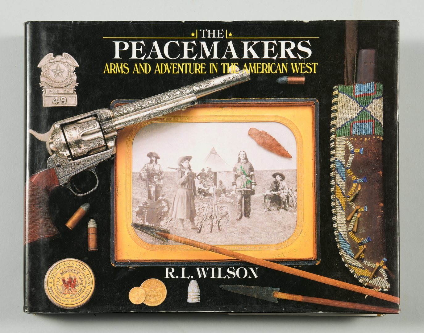 Lot 832: Group of 5 Gun Books