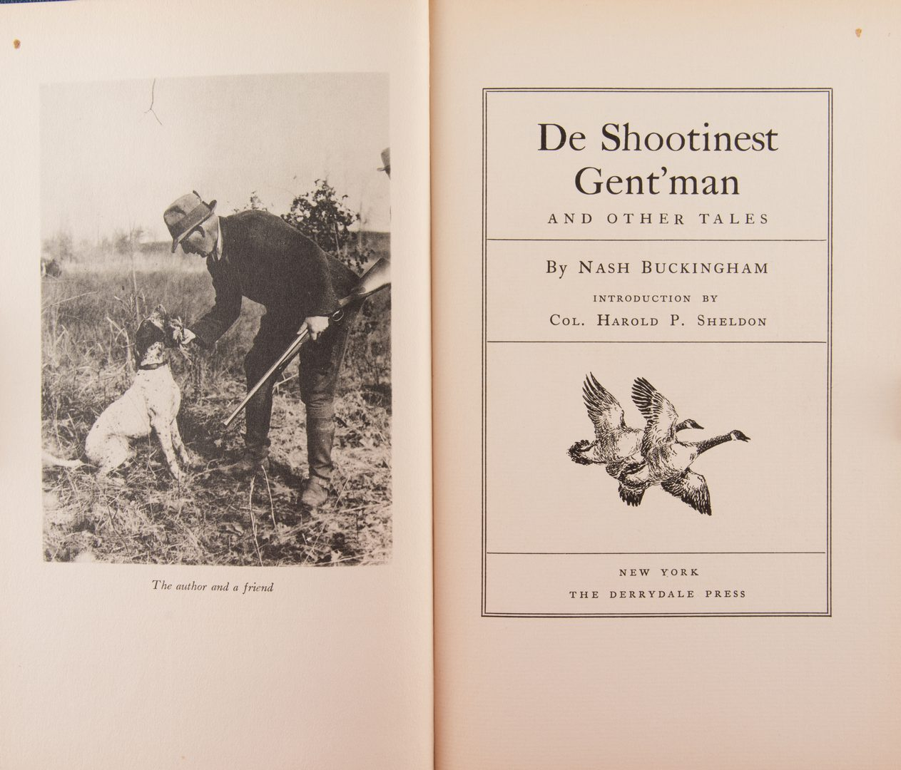 "Lot 857: ""De Shootinest Gent'man"" by Buckingham"