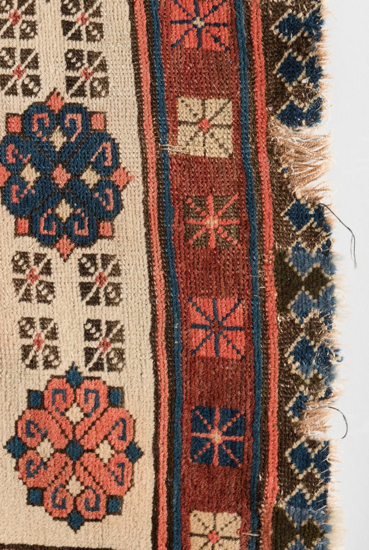 Lot 864: Two Tribal Area Rugs incl Talish