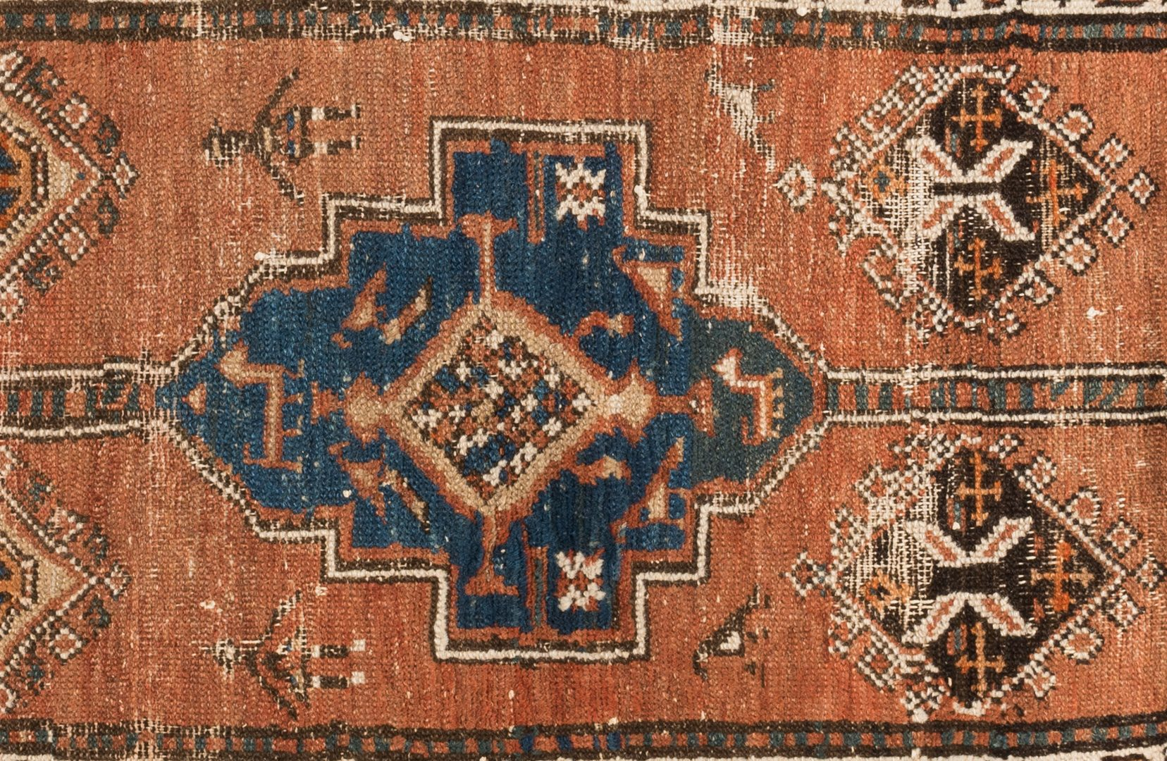 Lot 865: Antique Persian and Caucasian Runners
