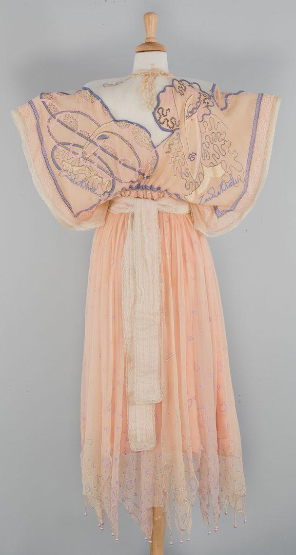 Lot 868: Zandra Rhodes Couture Butterfly Dress