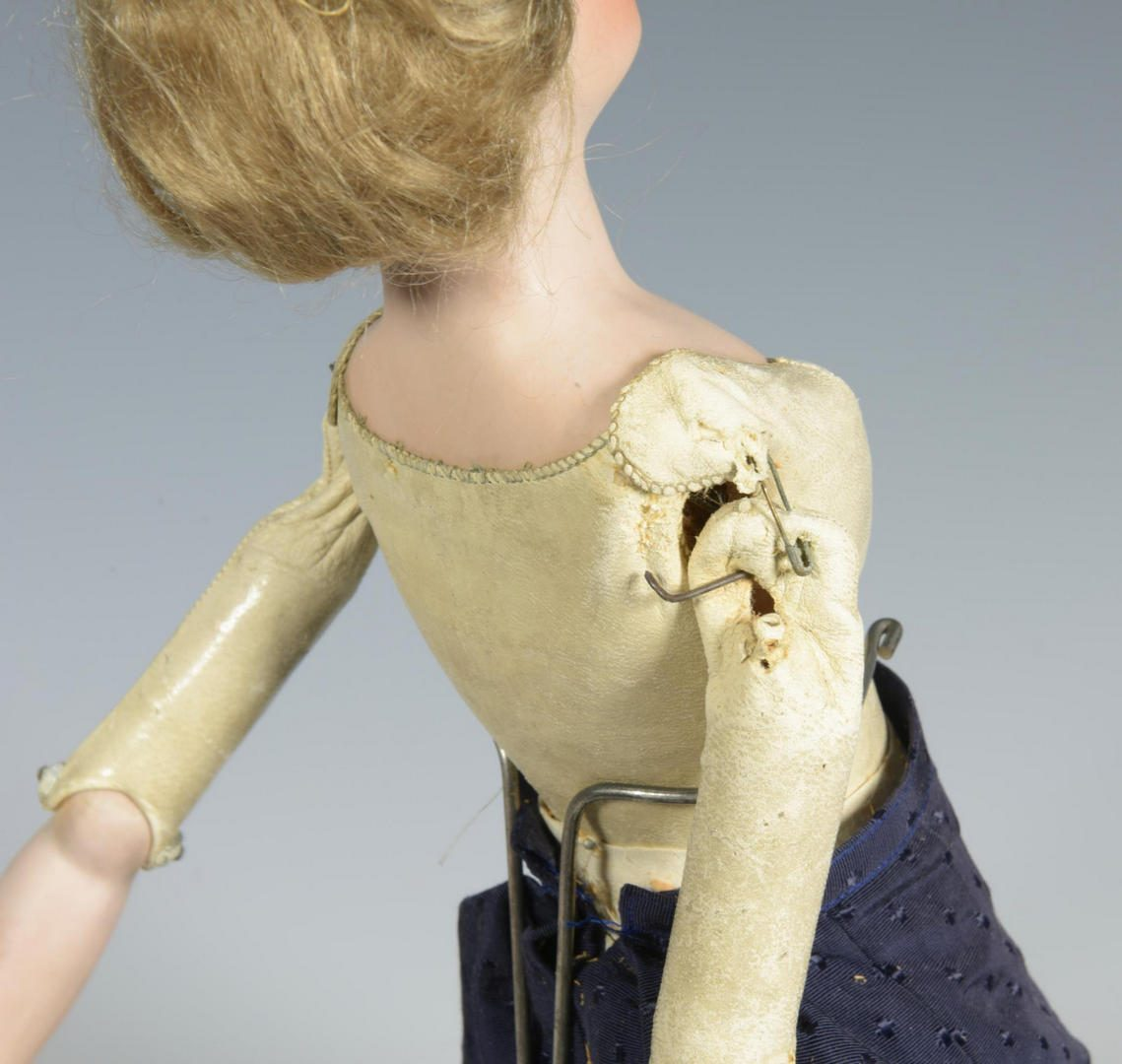 "Lot 869: J.D. Kestner ""Gibson Girl"" Doll"