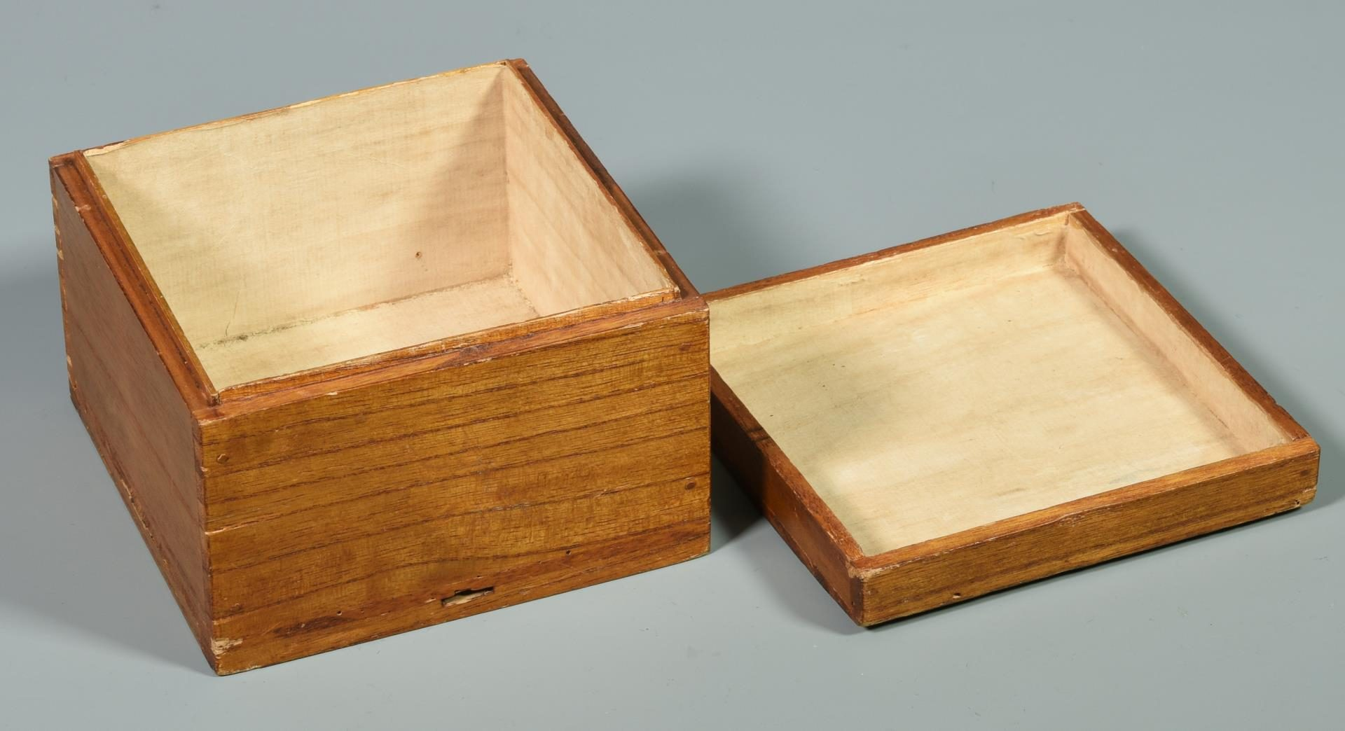 Lot 124: 19th/early 20th c. Asian Items includ. Shomosai Sake Cups