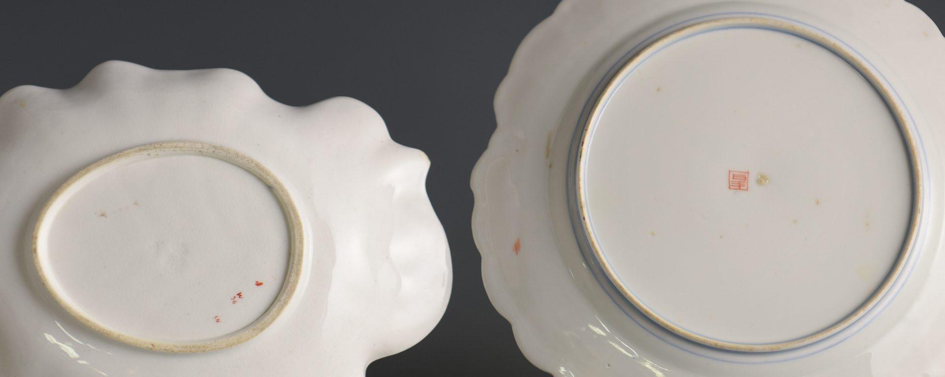 Lot 139: Imari Porcelain, incl Black Ship