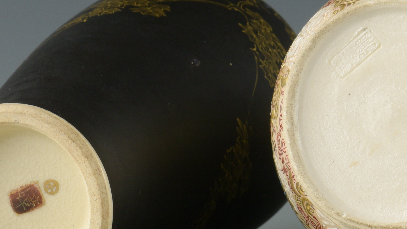 Lot 140: 5 Japanese Porcelain Items
