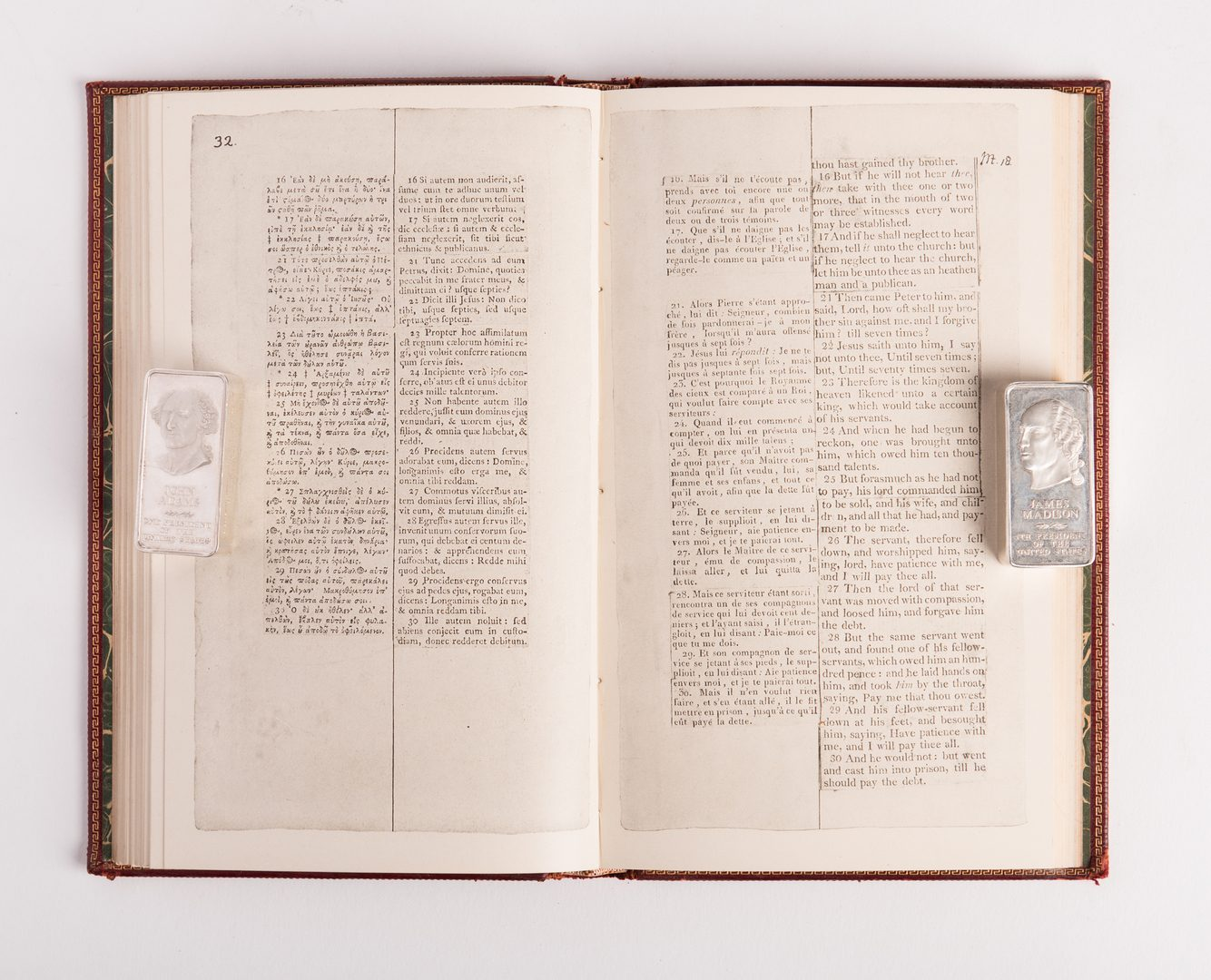 Lot 158: 4 Religious Themed Books