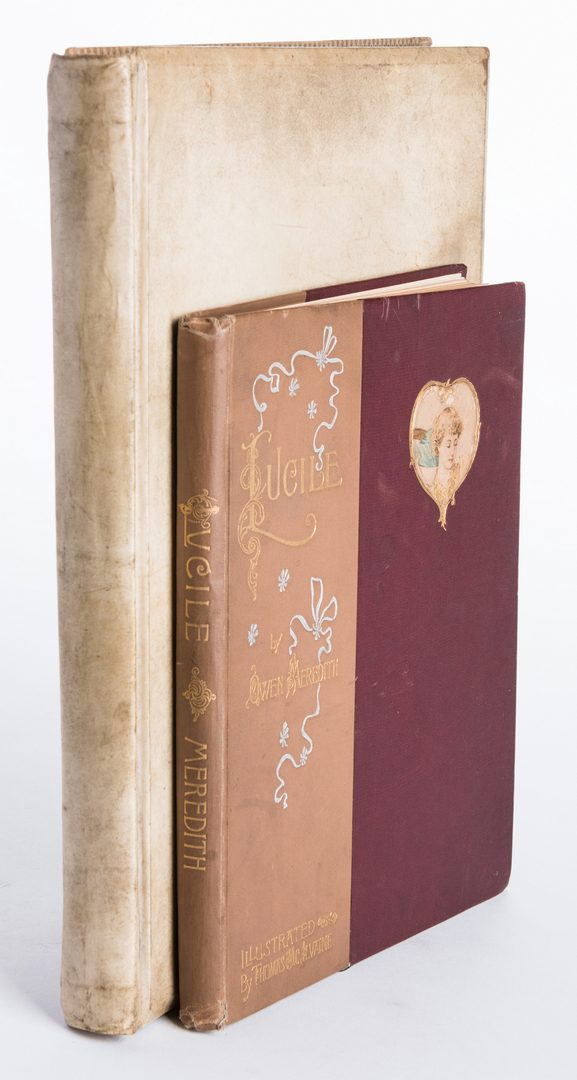 Lot 159: 2 Books: Romeo & Juliet and Lucille