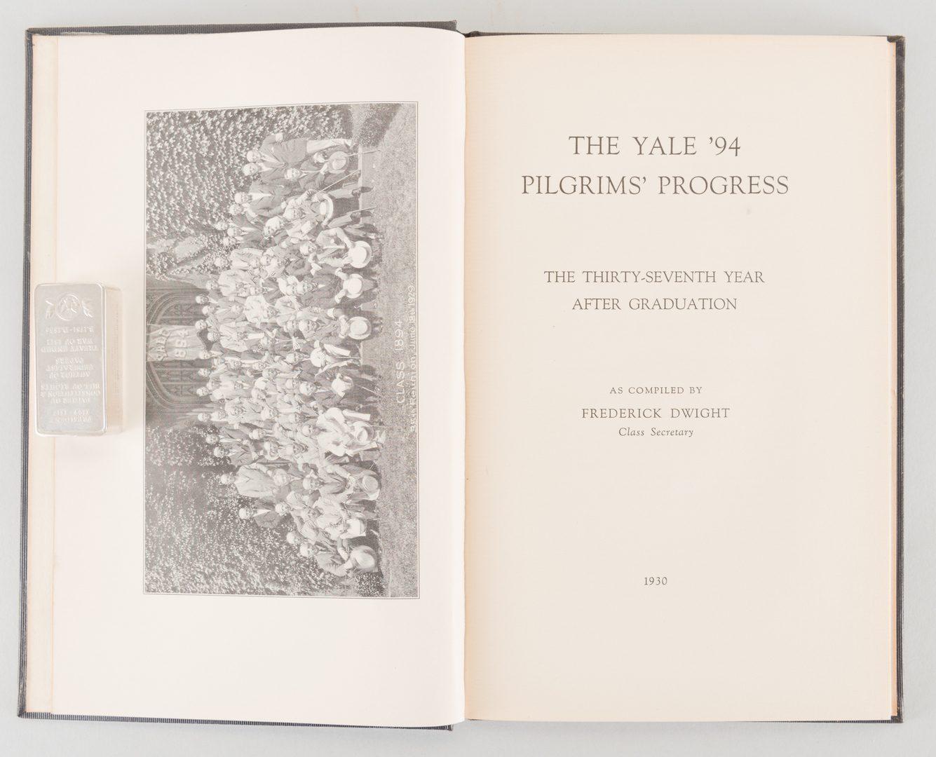 Lot 162: Yale Univ. 1894 Archive, Mug
