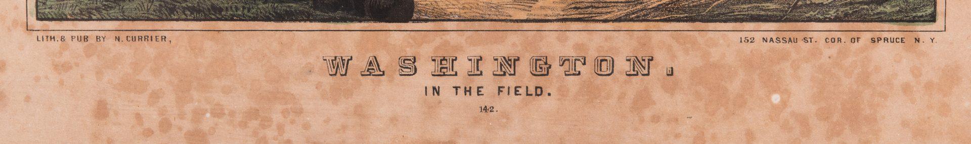 Lot 171: 4 Lithos inc. Washington, H. Clay