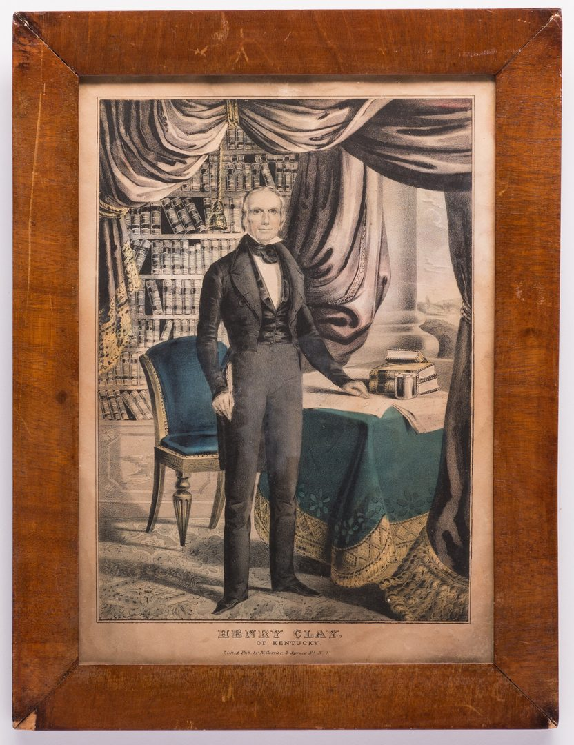 Lot 171: 4 Lithos inc. Washington, H. Clay