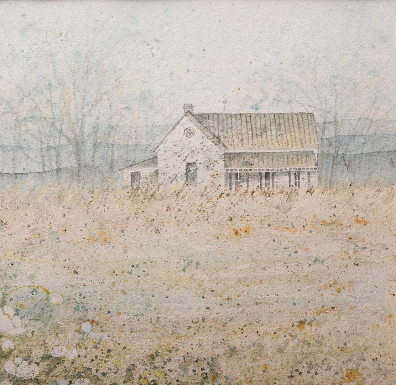 Lot 61: Pauline Wallen w/c landscape, TN