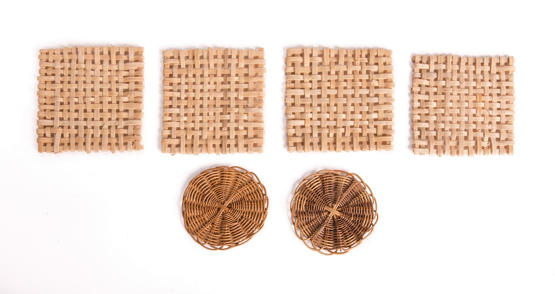 Lot 95: 20 Pcs. Cherokee Indian Carvings/Miniature Baskets