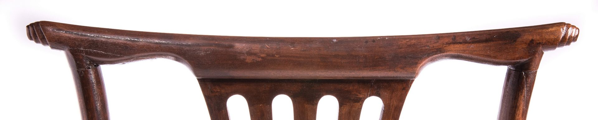 Lot 99: Two 18th c. Chippendale Chairs