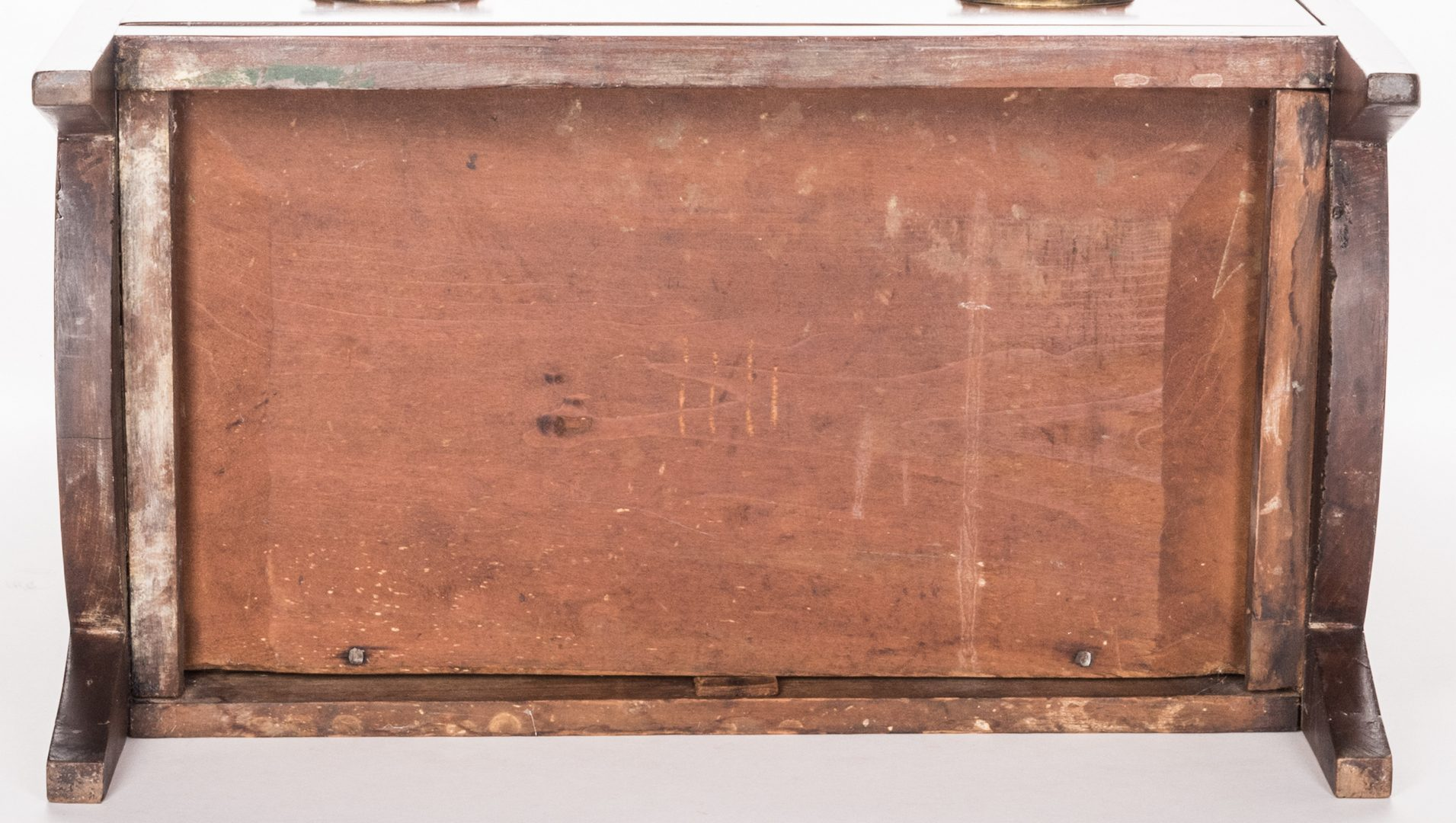 Lot 114: Southern Miniature Cherry Child's Chest