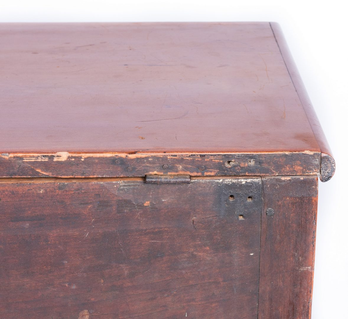 Lot 120: TN Federal Cherry Sugar Chest