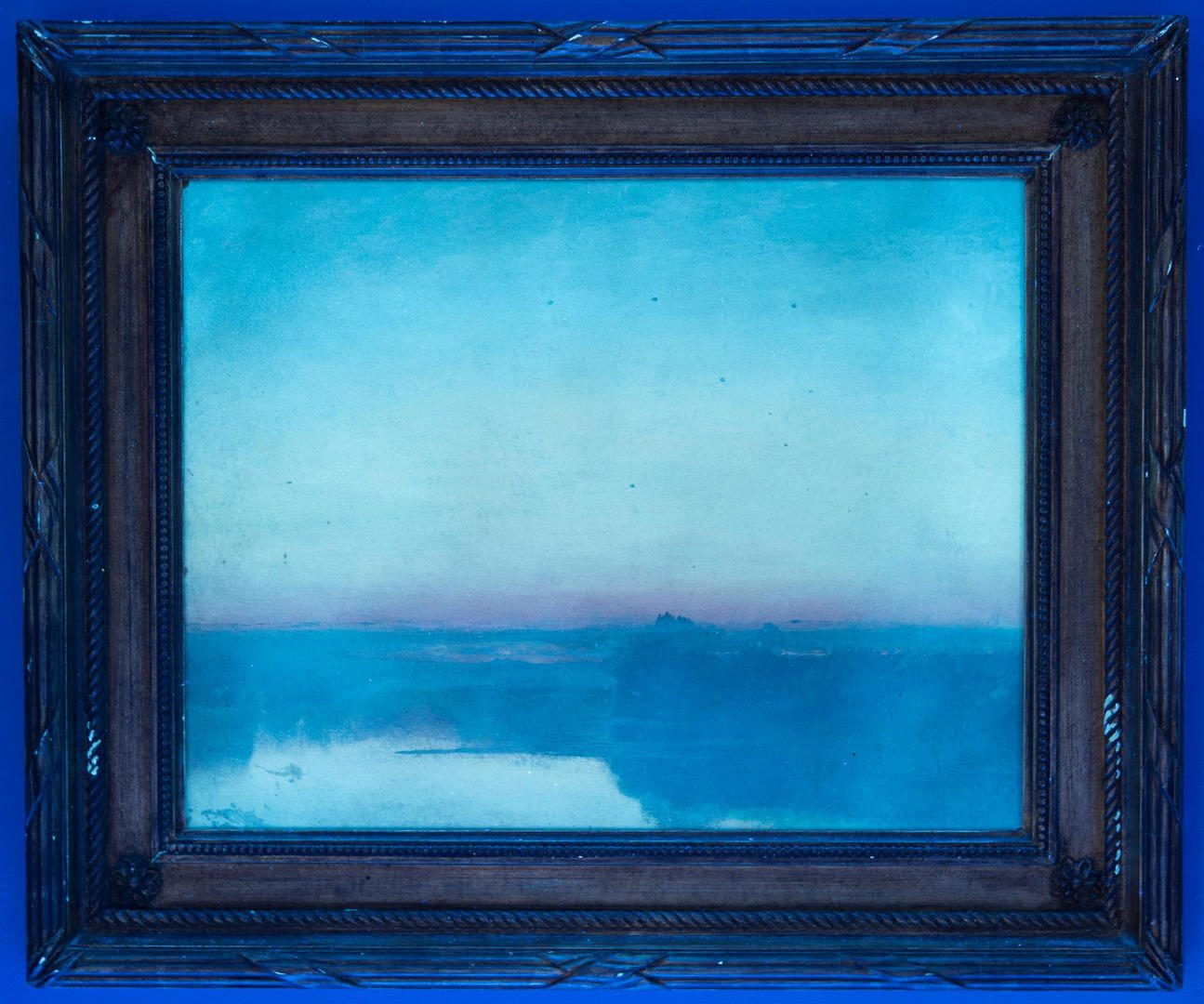 Lot 142: John Frederick Kensett Oil, Contentment Island