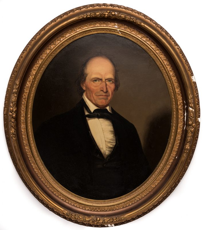 Lot 168: Portrait of Thomas Helm, KY