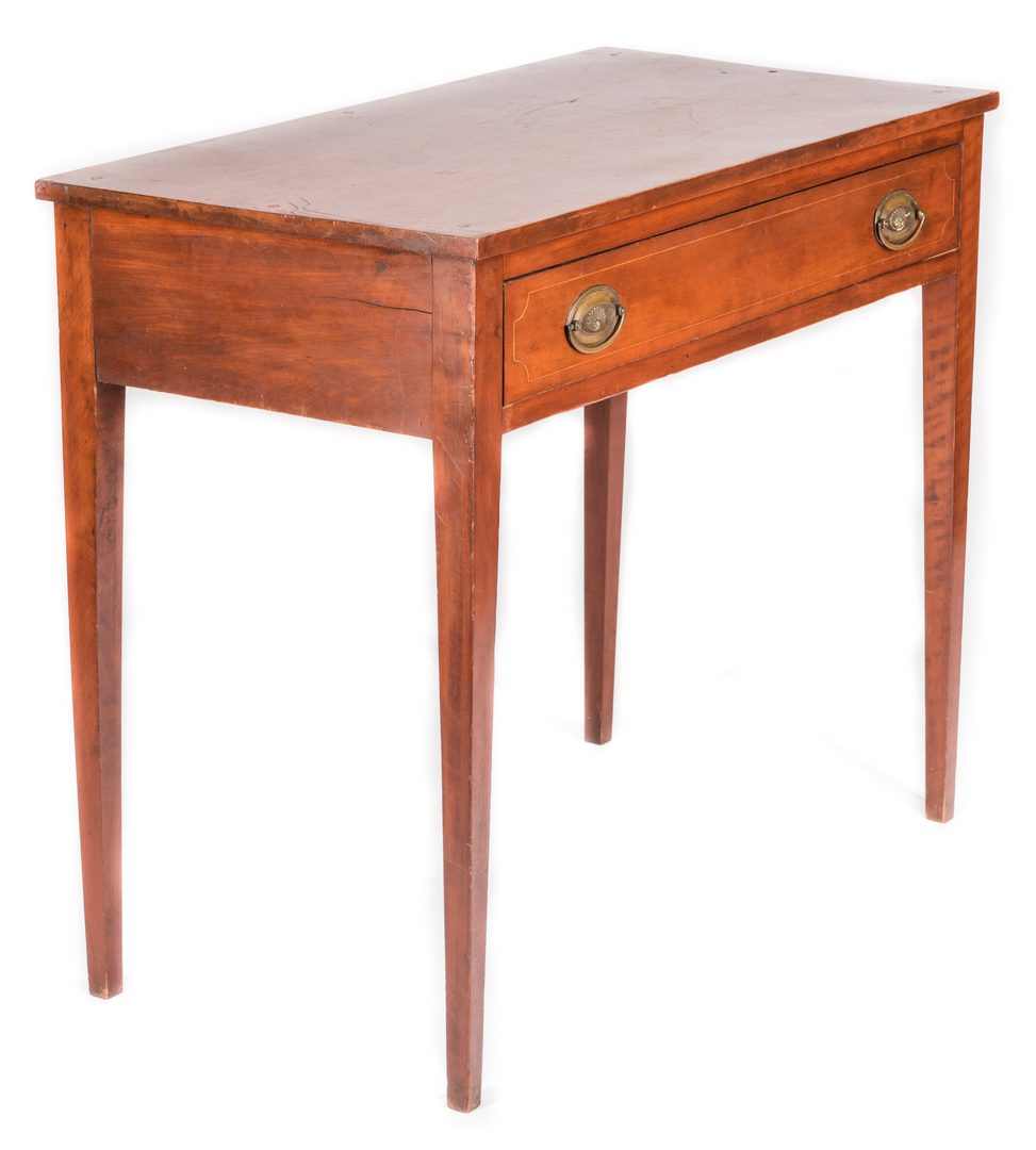 Lot 178: Southern Cherry Dressing Table