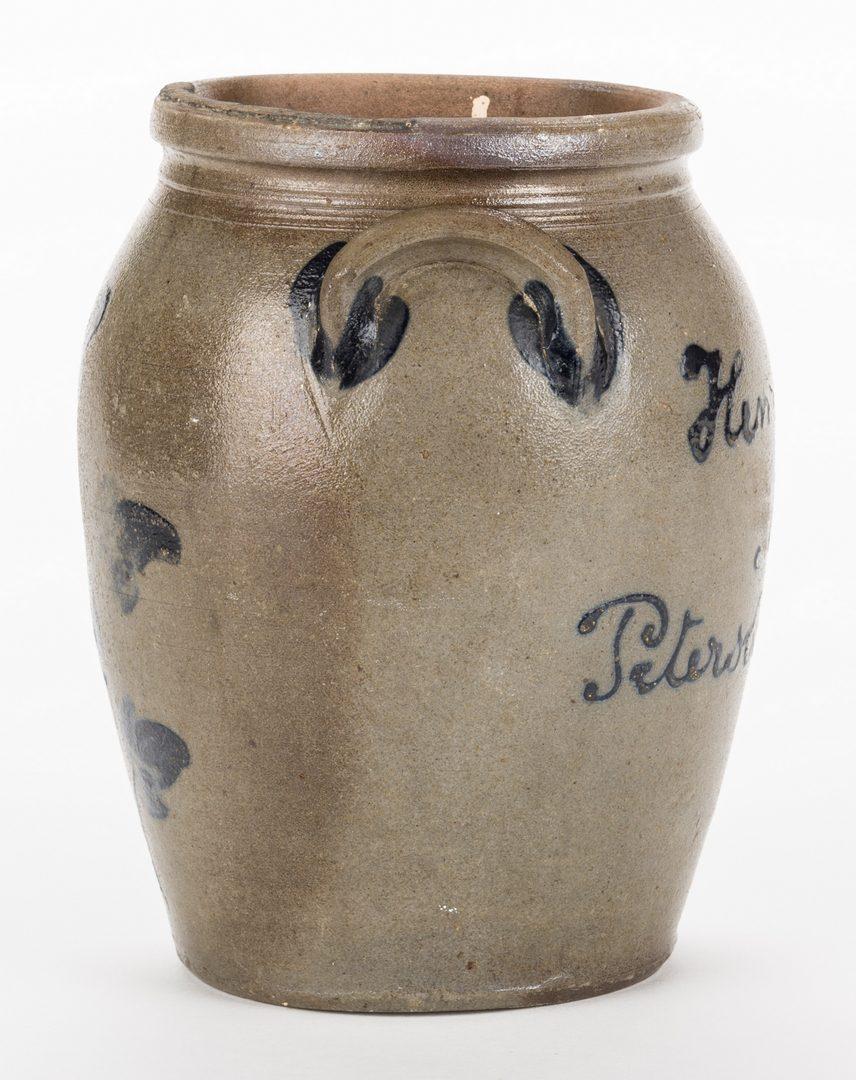Lot 182: VA Henry Lowndes Stoneware Pottery