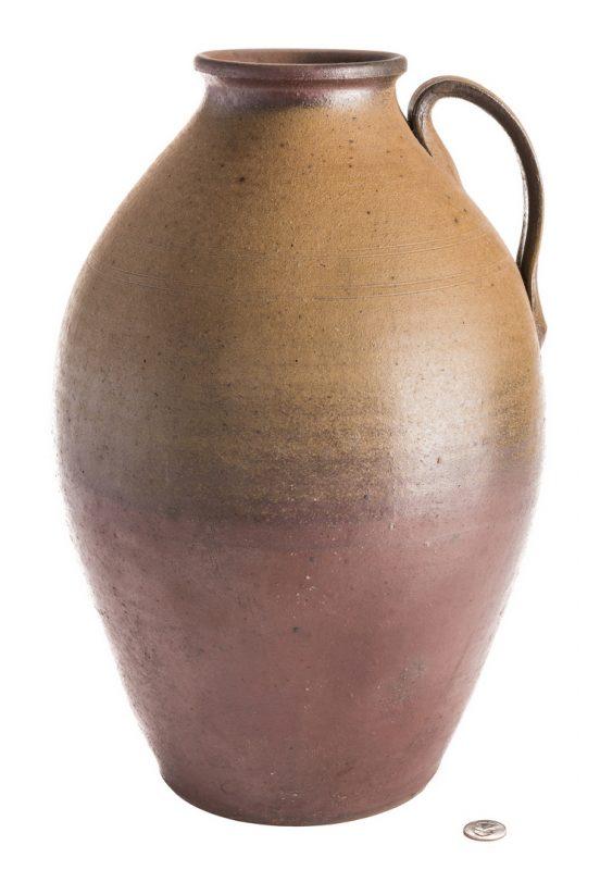Lot 192: Middle TN Stoneware Honey Jar