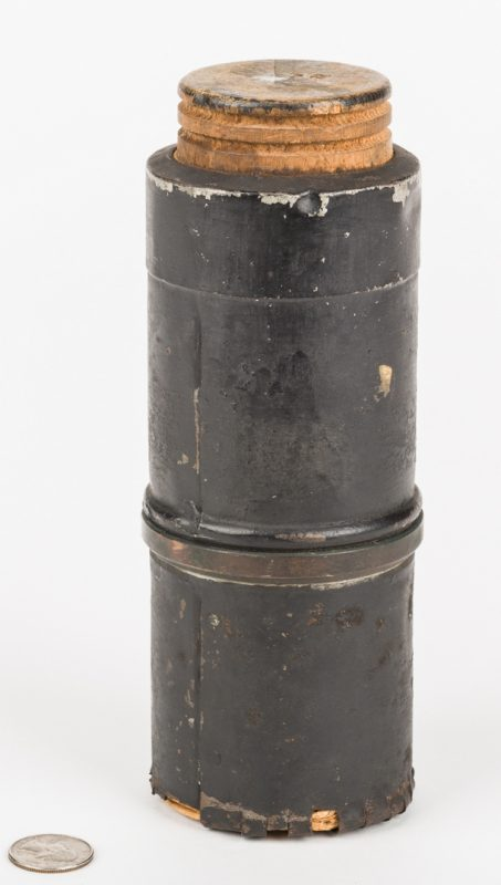Lot 225: US Civil War Canister Round