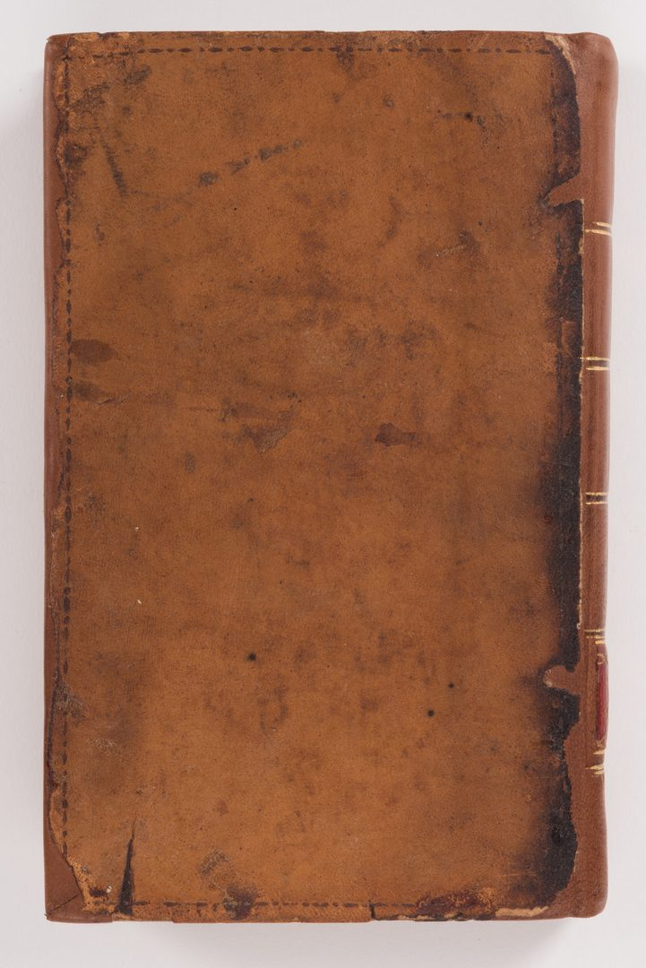 Lot 239: Tennessee Reports, or Cases Ruled and Adjudged, Overton, 1813