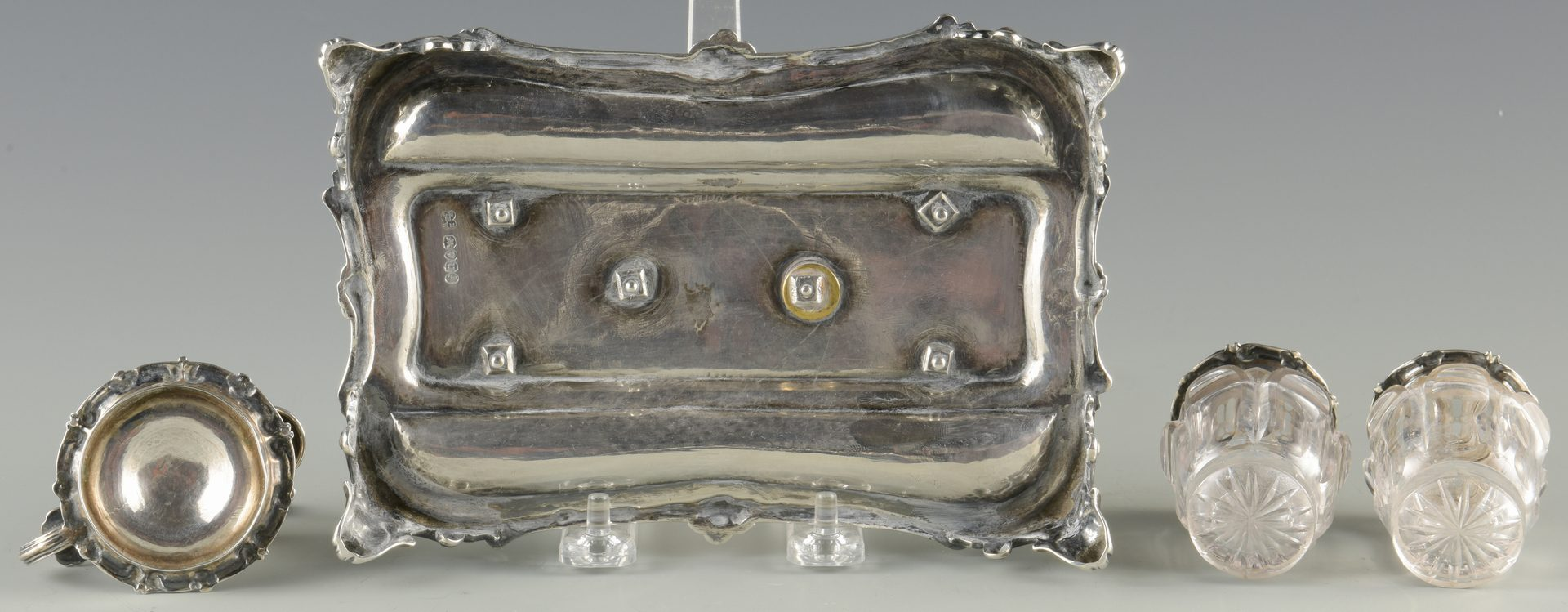 Lot 256: English Sterling Standish, 1835
