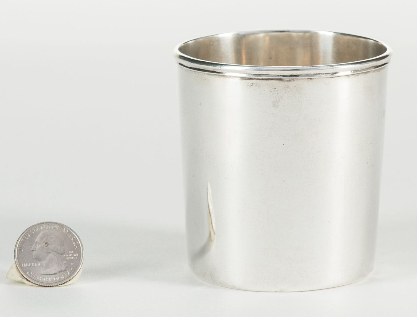 Lot 272: Lexington, KY Coin Silver Julep, Garner