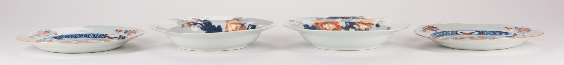Lot 315: 4 Chinese Imari 18th cent. Porcelain items