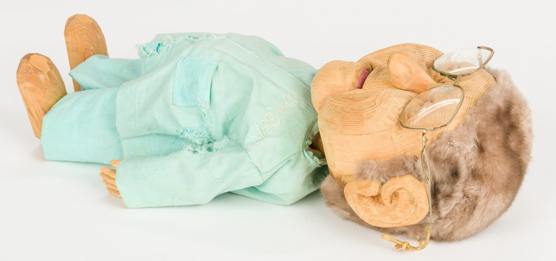 Lot 355: Helen LaFrance Doll of Ben Caldwell