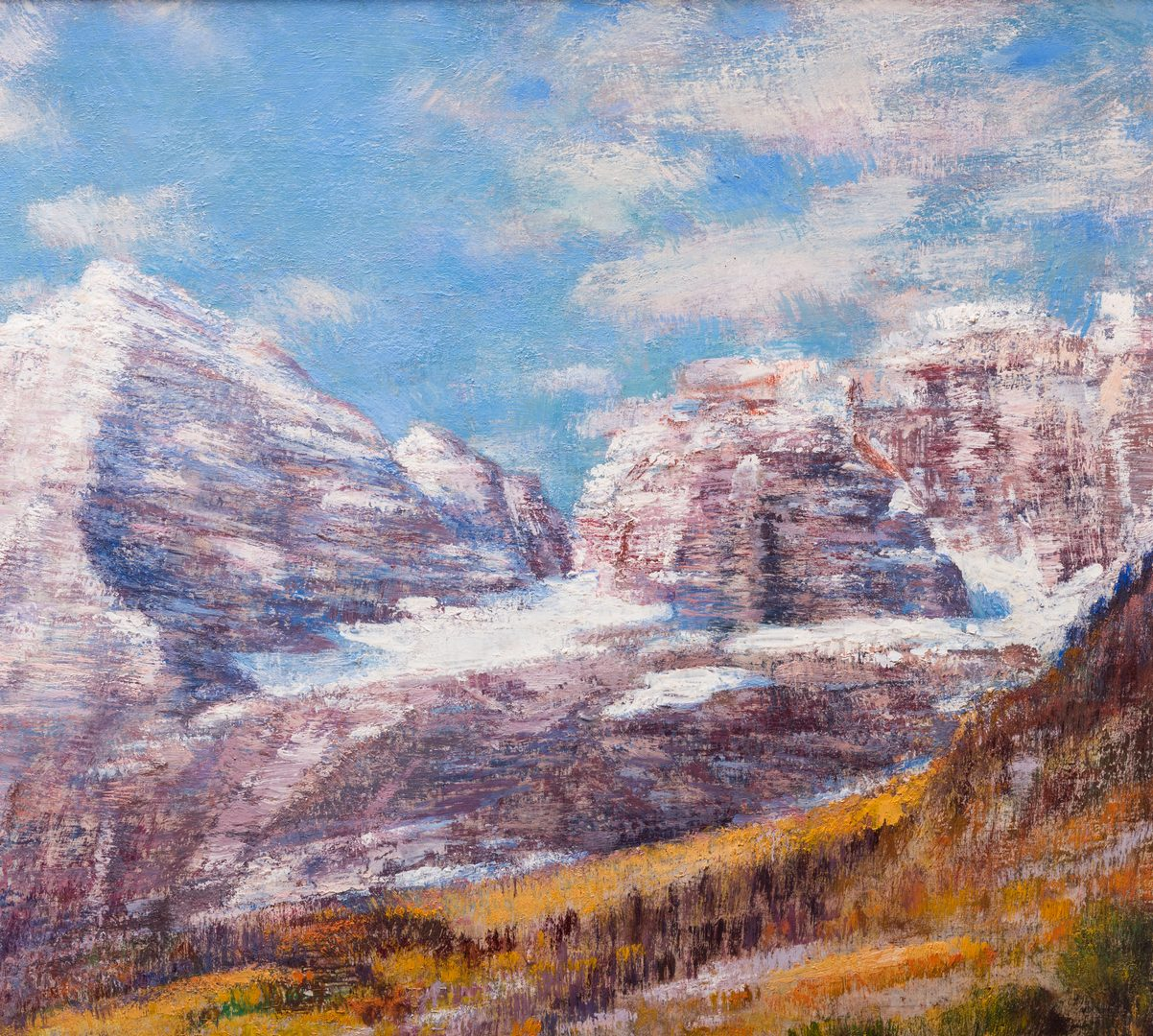 Lot 406: Gaspere Ruffolo O/B, Colorado Landscape