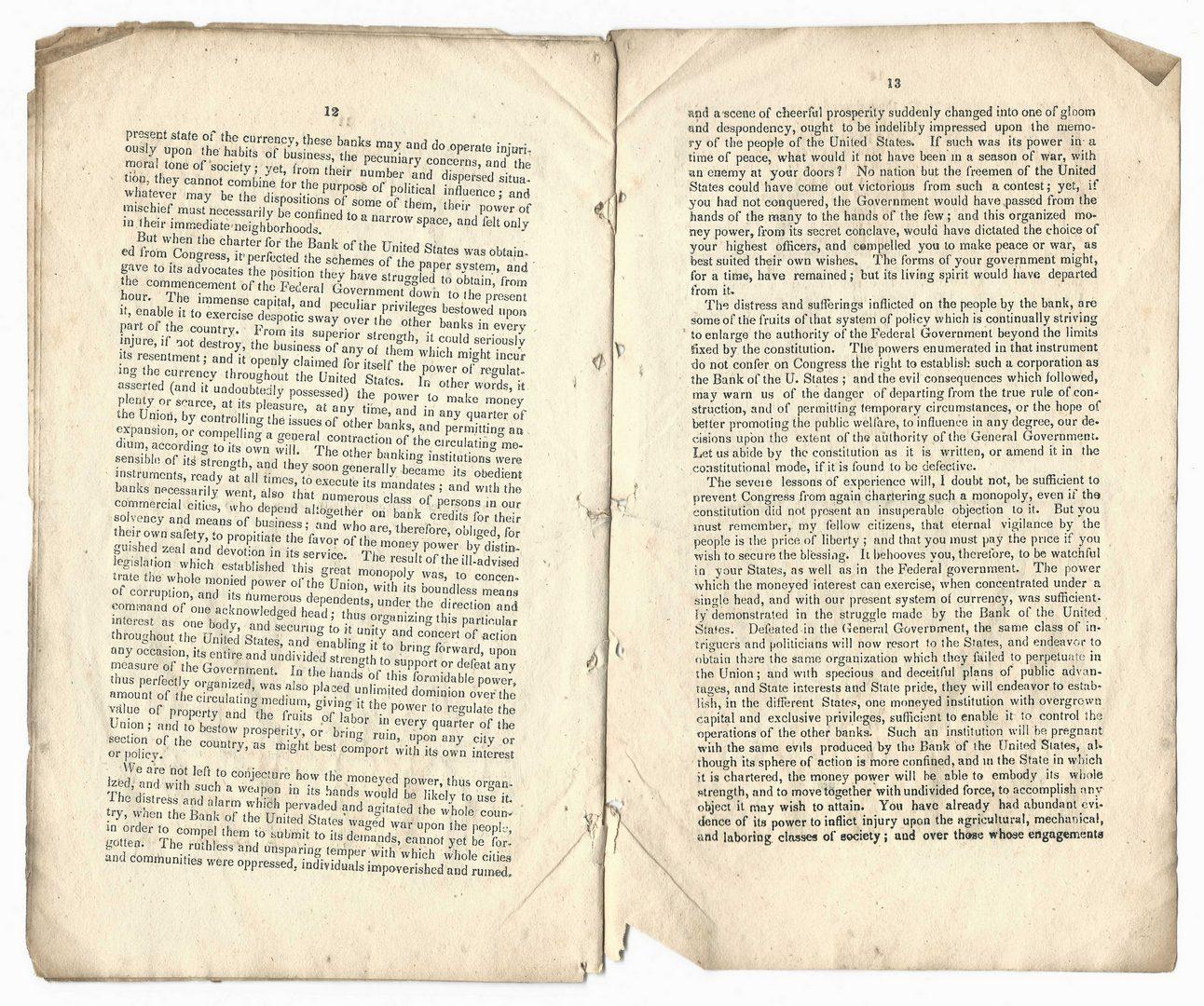 Lot 433: President Andrew Jackson Images and Ephemera, 19 pcs.