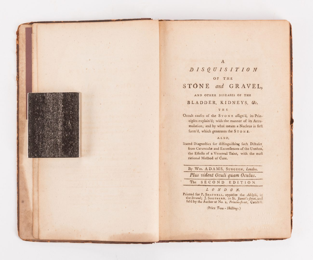 Lot 448: 7 18th/19th cent. Medical Books