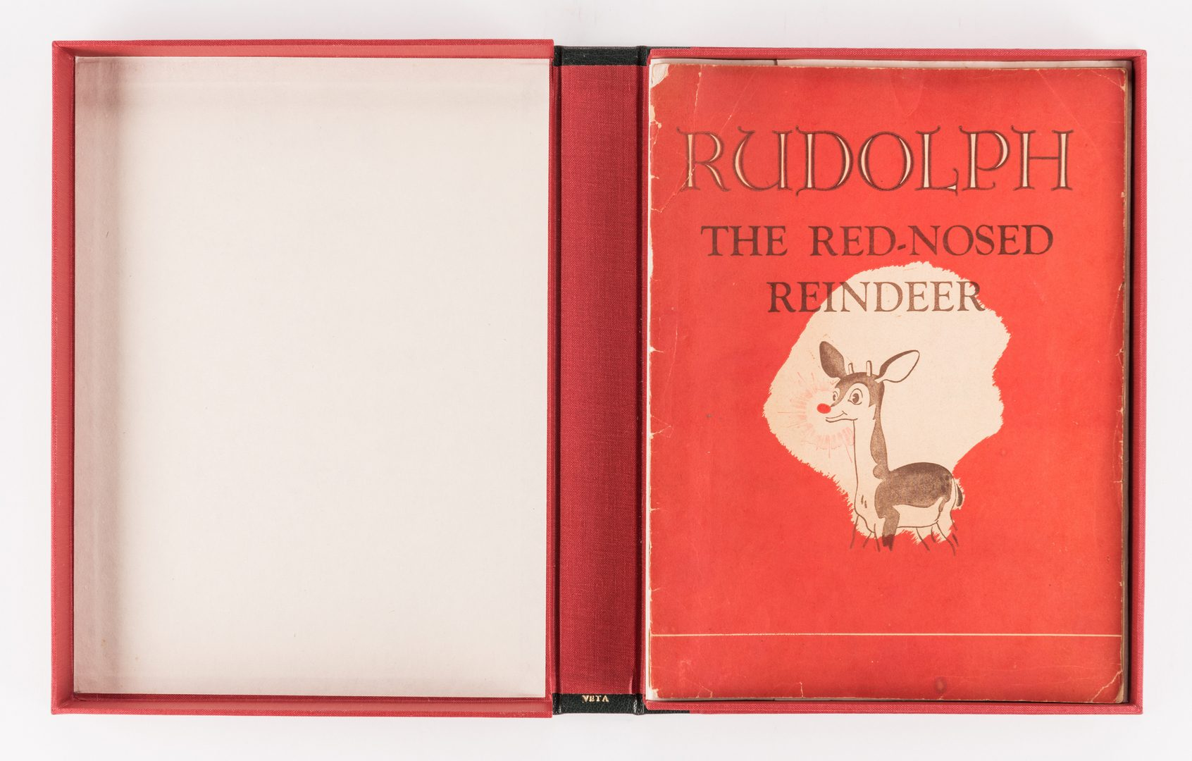 Lot 464: Rudolph the Red-Nosed Reindeer 1st Ed