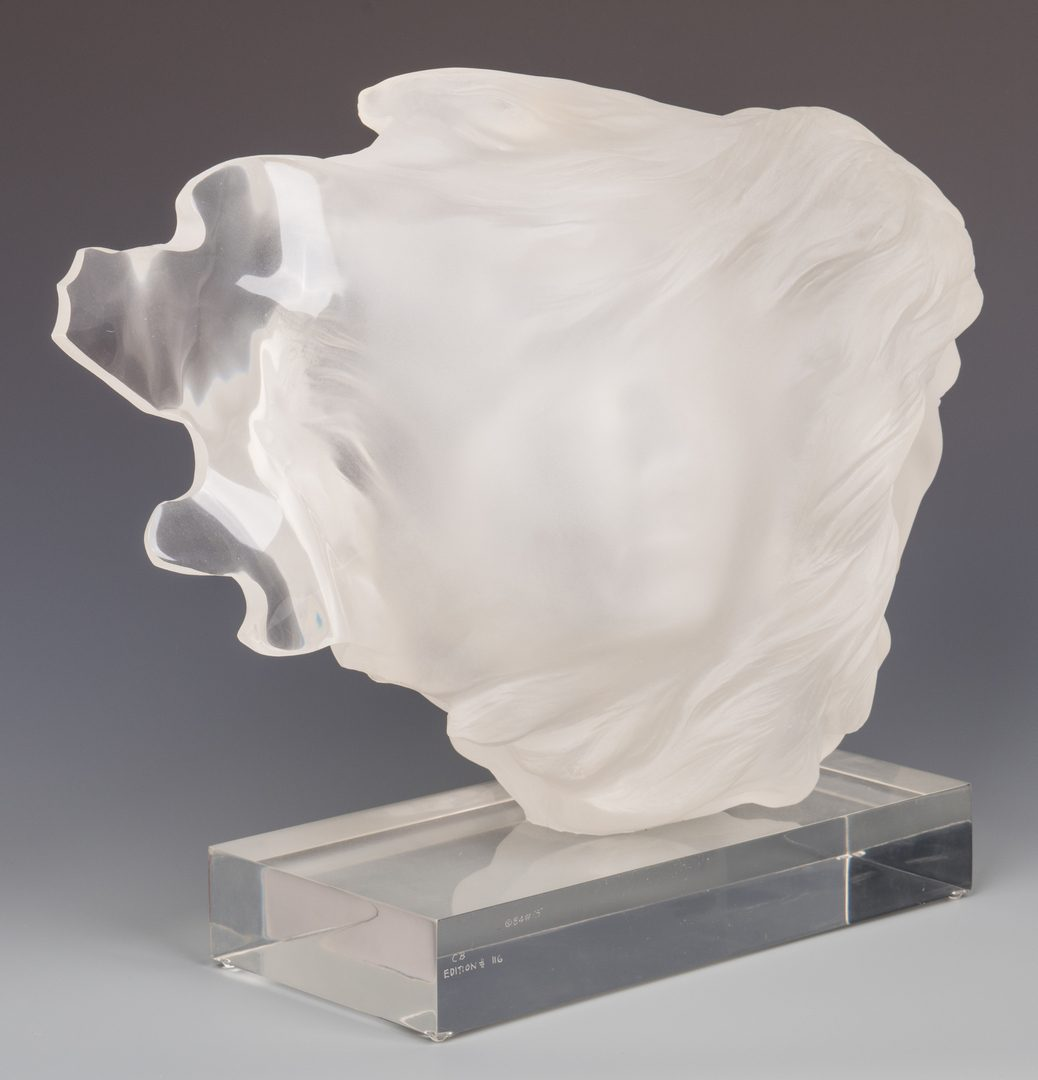 Lot 484: Frederick Elliot Hart Sculpture, Herself