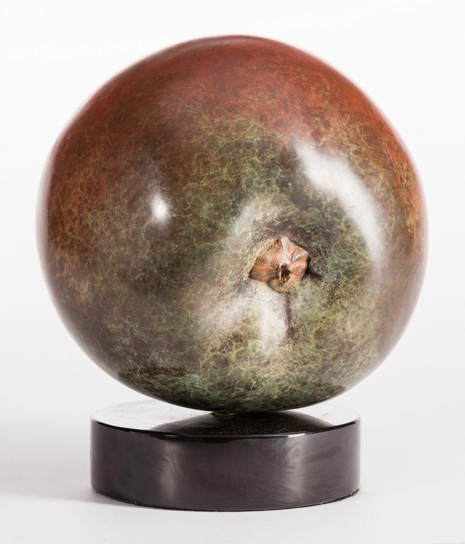 Lot 487: Luis Montoya & Leslie Ortiz Bronze Sculpture