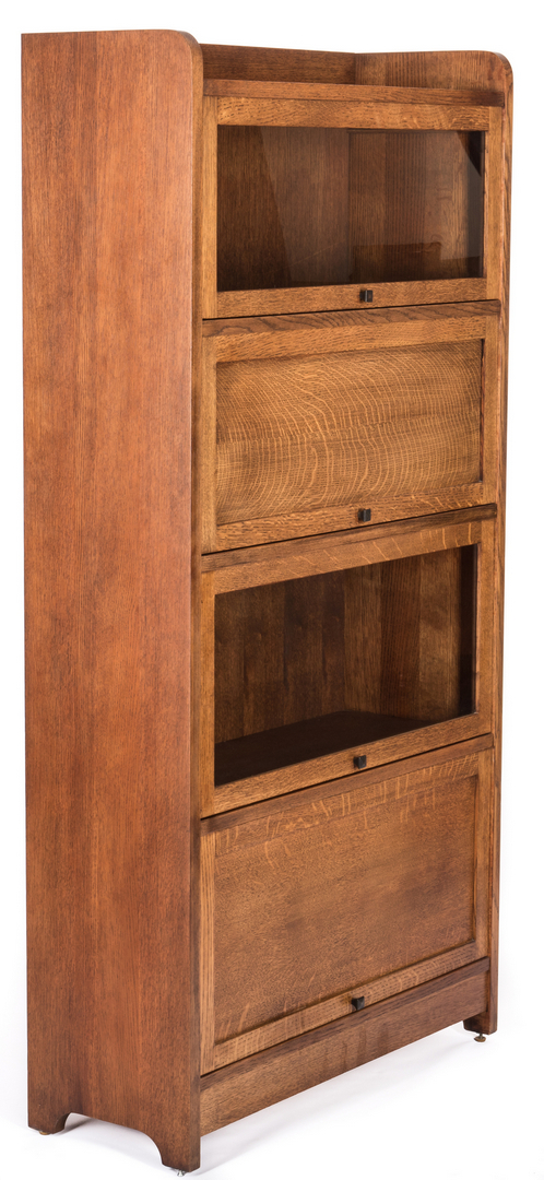 Lot 510 Contemporary Stickley Barrister Bookcase
