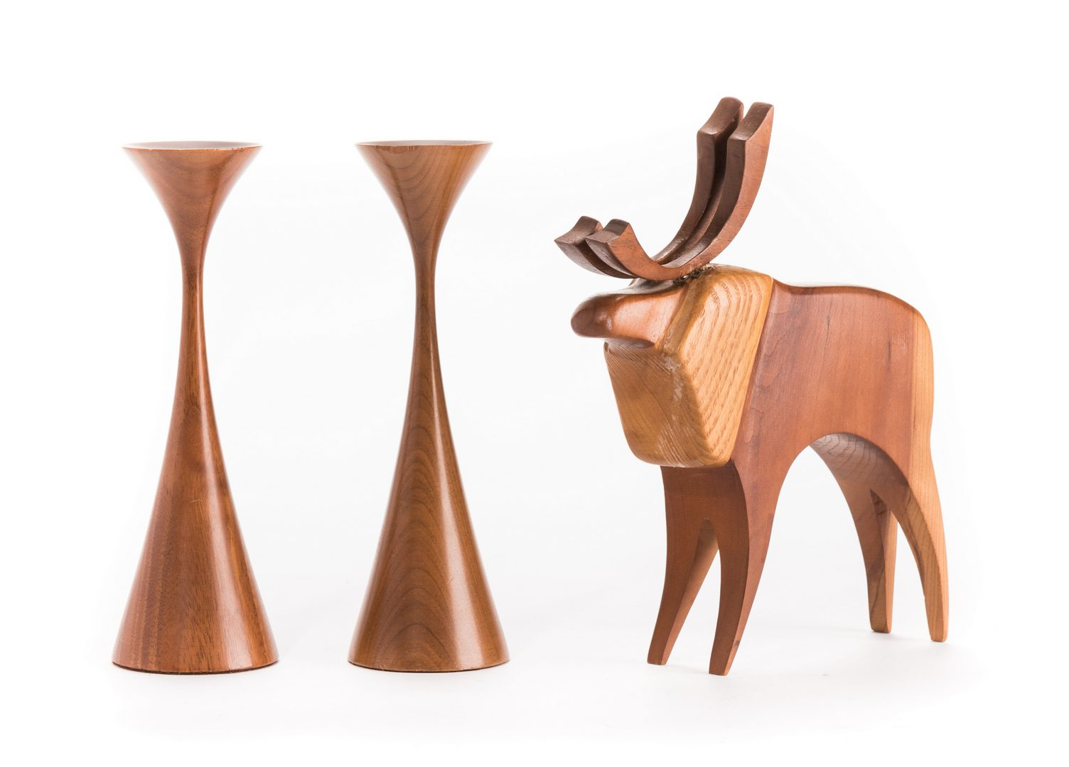 Lot 513: 4 Mid-Century Modern Items
