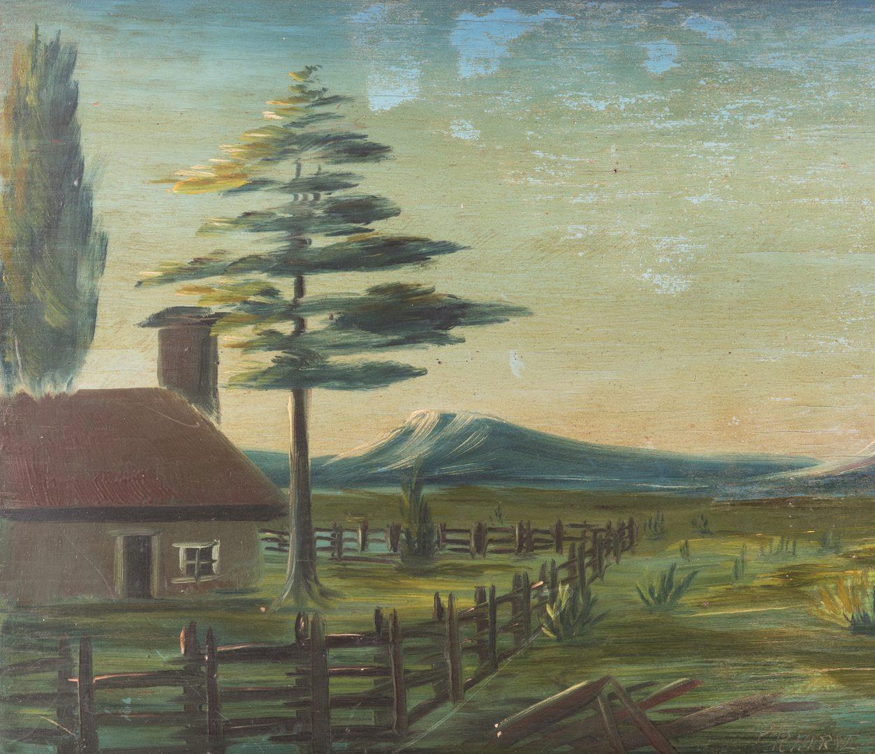 Lot 576: James Hughes, O/B, Prairie Home