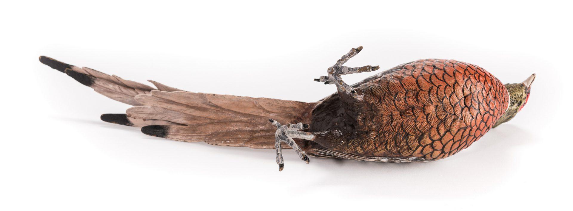 Lot 623: Bronze Pheasant, After Kauba