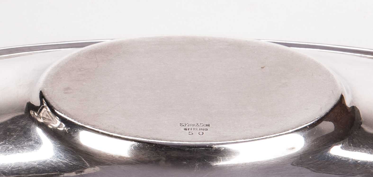 Lot 703: Assorted Sterling incl. Kirk Gravy Bowl, 7 pcs